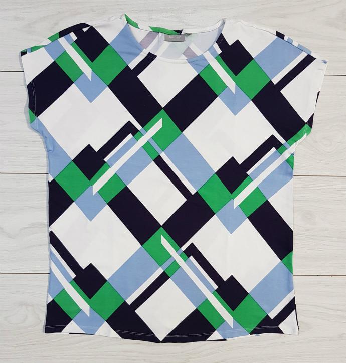 FRANSA Ladies T-Shirt (MULTI COLOR) (S - M)