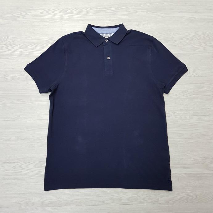 RUMFORD Mens T-Shirt (NAVY) (S - M - L - XL - XXL)