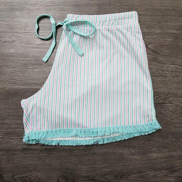OVS Ladies Short (LIGHT BLUE) (S - M - L - XL - XXL)