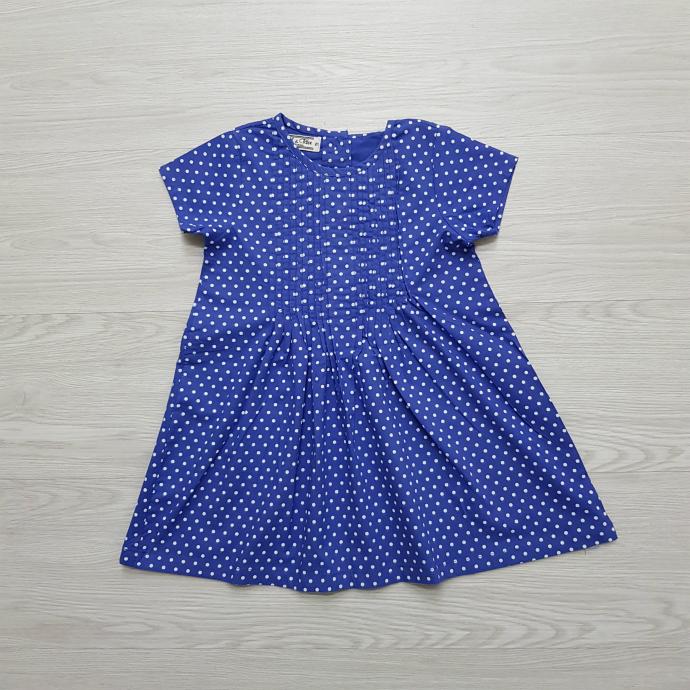 GENERIC Girls Dress (BLUE) (2 to 10 Years)