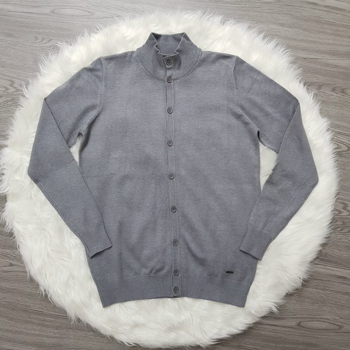MATCH Mens Sweater (GRAY) (S - M - L - XL - XXL - 3XL)