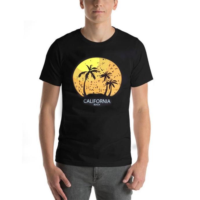 BASIC COLLECTION Mens T-Shirt (BLACK) (S - M - L - XL)