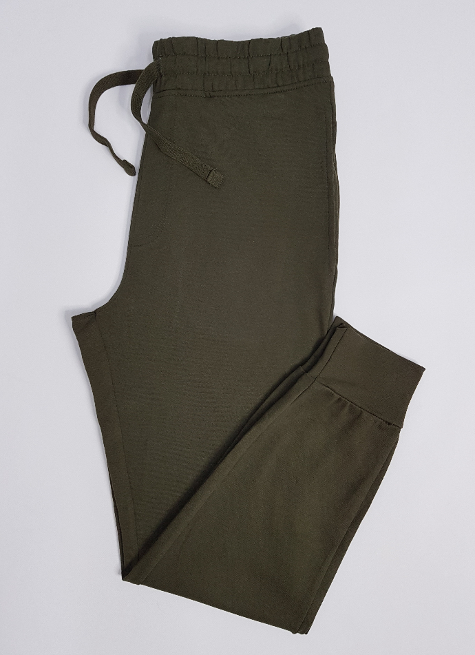 BASIC COLLECTION Mens Pants (GREEN) (S - M - L - XL)
