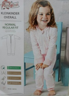 PAPAGINO Girls Long Sleeved Pyjama Set (9 to 18 Months)