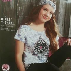 PEPPERTS Girls Tshirt (8 to 16 Years)