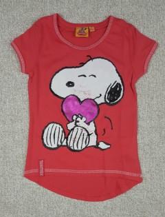 SNOOPY Girls Tshirt (4 Years)