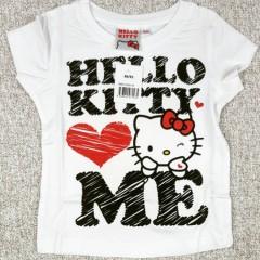 disney HELLO KITTY Girls Tshirt (18 Months to 8 Years)