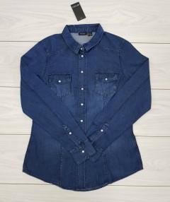 Esmara Womens Shirt(DARK BLUE) (34 to 44 EUR)