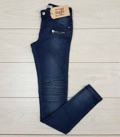 Ladies Jeans (NAVY) (25 to 32)