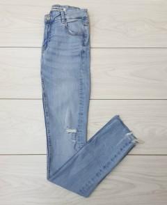 FALUC DENIM Ladies Jeans (BLUE) (32 to 44 EUR)