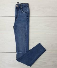 FALUC DENIM Ladies Jeans (NAVY) (32 to 44 EUR)