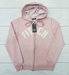 Roket Ladies Sweatshirt (PINK) (S - M - L )