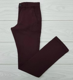 Celio Mens Jeans (MAROON) (36 to 50)