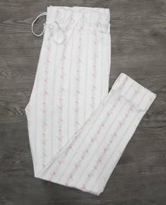 OVS  Ladies Pants (WHITE) (L -  XL)