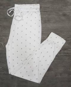 OVS Ladies Pants (WHITE) (M - L - XL)
