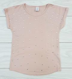 LINDEX Girls T-Shirt (PINK) (8 to 14 Years)