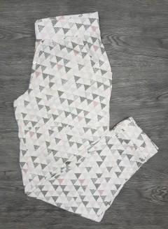 KIABI Ladies Pants (WHITE) (LP) (S - M - L - XL - XXL)