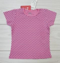 Girls T-Shirt (PINK) (LP) (FM) (9 Months to 6 Years)