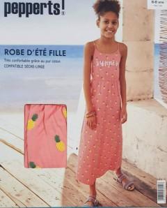 Girls Dress (PINK) (6 to 14 Years)