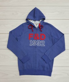 P&D Mens Hoodie (BLUE) (XS - S - M - L - XL)