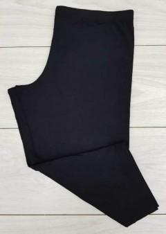 BLUE MOTION Ladies Leggings (BLACK) (S - M - L)