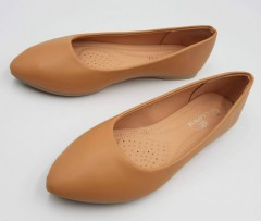 CLOWSE Ladies Shoes (APRICOT) (36 to 41)