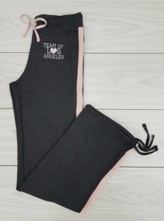 JANINA Mens Pants (BLACK) (36 to 48)
