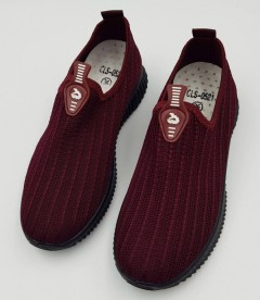 CLOWSE Ladies Shoes (WINE) (36 to 41)
