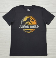 FOX Boys T-Shirt (BLACK) (12 Years)