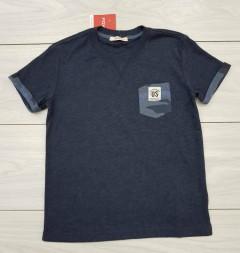 FOX Boys T-Shirt (NAVY) (6 Years)