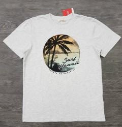 FOX Boys T-Shirt (GREY) (12 Years)