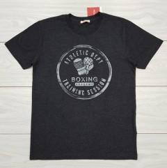 FOX Boys T-Shirt (GREY) (14 Years)