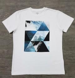 FOX Boys T-Shirt (WHITE) (12 Years)