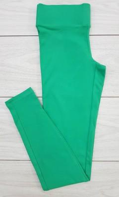 Ladies Leggings (GREEN) (S - M - L - XL)