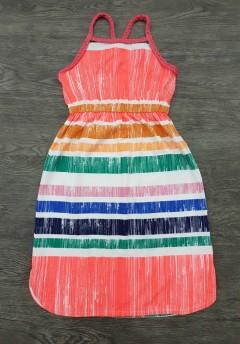 GENERIC Girls Dress (PINK) (5 to 14 Years)