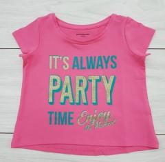 VERTBAUDET Girls T-Shirt (PINK) (2 to 6 Years)