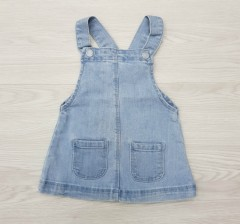 Girls Romper (BLUE) (3 Months to 2 Years)