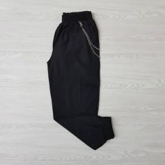 LCN ANGEL Ladies Turkey Pants  (BLACK) (S - M - L - XL)
