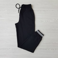 MELANJ Ladies Turkey Pants (BLACK) (S - M - L)