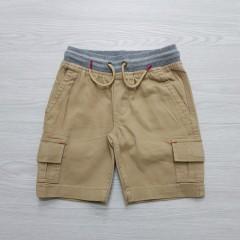 WONDER NATION  Boys Shorts (CREAM) (4 to 18)