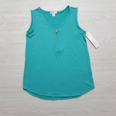 MAGAZINE Ladies Top (BLUE) (S - M - L - XL)