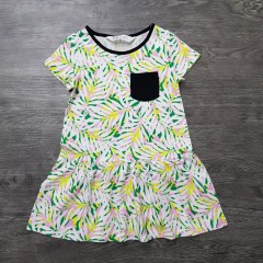 HM Girls Frock (MULTI COLOR) (1.5 to 10 Years)
