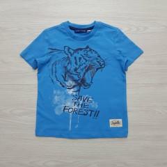 ORIGINAL MARINES Boys T-Shirt (BLUE) (2 to 13 Years)