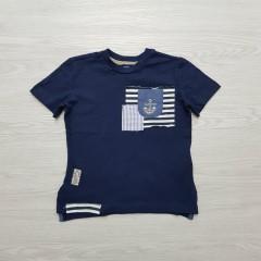ORIGINAL MARINES Boys T-Shirt (NAVY) (2 to 11 Years)