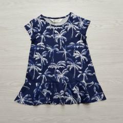 HM Girls T-Shirt (NAVY) (1.5 to 10 Years)