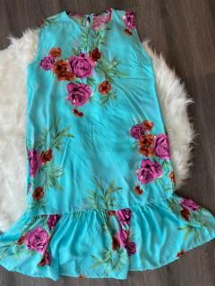 NEW H.B. BLUE Ladies Turkey Dress (LIGHT BLUE) (S - M - L - XL)