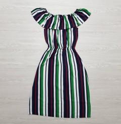 NEW H.B. BLUE Ladies Turkey Dress (MULTI COLOR) (S - M - L)