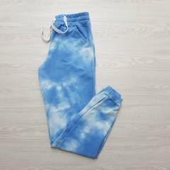 MOJI Ladies Turkey Pants (BLUE) (XS - S - M - L )