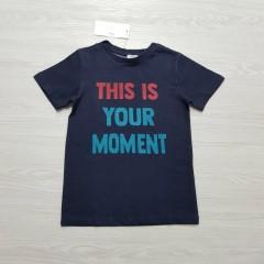 OVS Boys T-Shirt (NAVY) (5 to 9 Years)