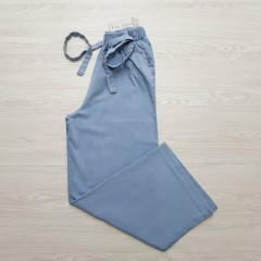 MELANJ Ladies Turkey Pants (BLUE) (S - M - L - XL)